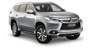 mitsubishi pajero sport now available with seven seats and more