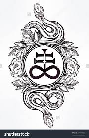 20 satan tattoos designs