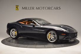 Ferrari California Convertible Gt - 2015 ferrari california t stock 4320a for sale near westport ct