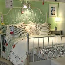 Ikea White Metal Bed Frame Ikea White Bed Frame Selv Me