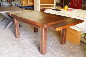 table cuisine bois surprenant table cuisine bois dsc08925 chaise de palette grange