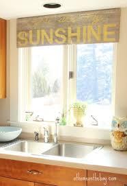 Kitchen Curtain Designs Unique Kitchen Curtains Home Design