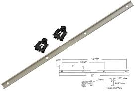 Awning Window Mechanism Truth Casement Window Operator Track And Channel Guides At Reflect