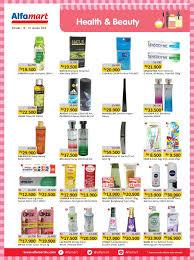 Parfum Di Alfamart alfamart health promo gebyar diskon harga spesial