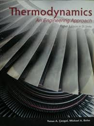 international edition thermodynamics an engineering approach
