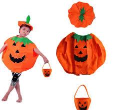 Pumpkin Halloween Costume Adults Kids Novelty Pumpkin Halloween Fancy Dress Party Children