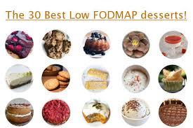 fod map 30 low fodmap dessert recipes my gut feeling