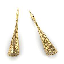 ear rings photos gold earrings buy gold earrings designs online at best price in