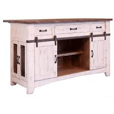 white kitchen island pueblo white kitchen island bernie u0026 phyl u0027s furniture by