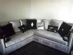 Grey Velvet Sectional Sofa Amazing Sectional Sofas Sofa Beds Design New Traditional Grey