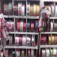 kirkland wrapping paper costco christmas gift wrap ribbons bows more frugal hotspot