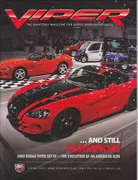 Dodge Viper Final Edition - gen iv production number charts 2008 2010