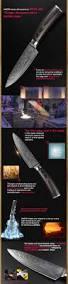 Honing Kitchen Knives Damascus Kitchen Knife Haoye 6
