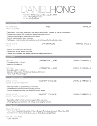 Samples Of A Good Resume by How To Have A Good Resume Resume For Your Job Application
