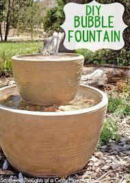 17 outdoor lighting ideas for the garden diy fountain fountain