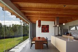 Modern Concrete Home Plans Wide Open Home Plan On Big Island Of Hawaii
