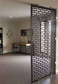 Chain Room Dividers - laser cut room divider screens by qaq create sophisticated spaces