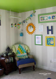 the gallery wall up close little boy room project the homes i