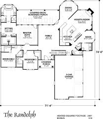 house plans with covered porch 3 bedroom 4 bath ranch house plan alp 0250 allplans