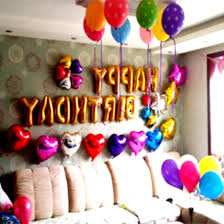 Home Balloon Decoration by Ideas For Balloon Decoration For Teens Birthday Birthday Balloon