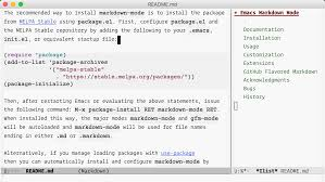 Convert Resume To Plain Text Markdown Mode For Emacs