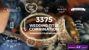 engagement free after effects templates after effects intro