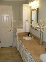 salem wall paint mirror without frame granite countertop mounted