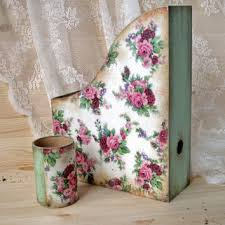 Shabby Chic Office Accessories by Best Wooden Pencil Holder Products On Wanelo