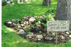 Small Rock Garden Pictures Small Rock Garden Ideas Ideas For Landscaping A Small Garden