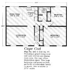 cape floor plans superior builders homes from gary s homes everett pennsylvania
