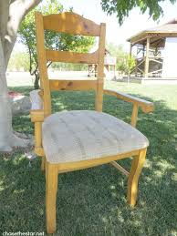 Dining Chairs With Casters Turn An Ordinary Dining Chair Into A Desk Chair With Casters