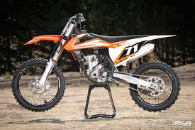 ktm electric motocross bike 2016 250 motocross shootout motorcycle usa