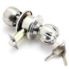 Bedroom Door Locks With Key Kee Blok Door Knob Locks Out Door Lock Interior Handle Double
