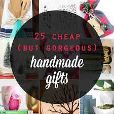 Easy U0026 Cheap Diy Christmas Present Ideas Youtube Christmas Cheapas Gifts To Make At Home For Familycheap