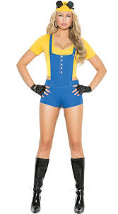 Halloween Costume For Women The 25 Best Minion Costume Ideas On Pinterest College