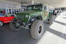 jeep forward control sema the bruiser conversions super cab series jeep pickup quadratec