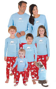 cotton chill out matching family pajama set pajamagram