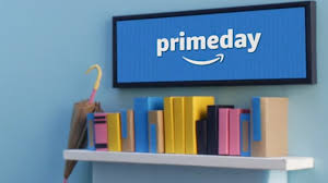 amazon says prime day was all physical books are on sale for amazon prime day 2017