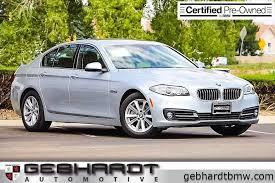 pre own bmw certified pre owned 2016 bmw 5 series 528i xdrive 4d sedan in