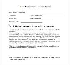 performance review sample sample company business performance
