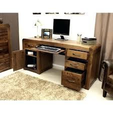 dark wood computer desk office desk dark wood dark wood desk dark wood computer desk full