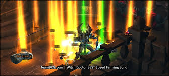 build a doctor s13 2 6 1 witch doctor speed farming builds best fastest
