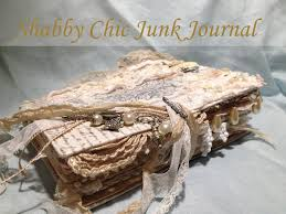 Cuisine Shabby Chic Shabby Chic Junk Journal 3 Youtube