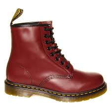 womens boots size 12 uk dr martens boots dr martens dr martens 1460 smoth unisex cherry