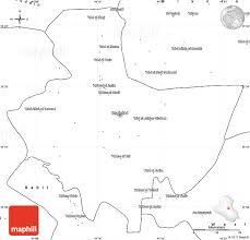 baghdad on a map blank simple map of baghdad