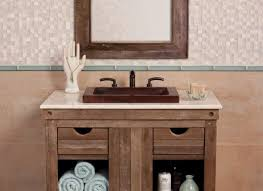 Grey Wood Bathroom Vanity Reclaimed Wood Bathroom Vanity Cabinet Bathroom Vanities Ideas