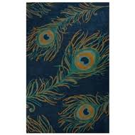 Blue Animal Print Rug High End Area Rugs With Animal Print Designs Luxury Rug With Pattern