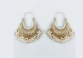 karigari earrings karigari crescent hoop jhumka earrings kerala news