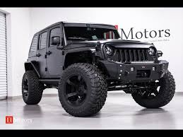 jeep wrangler matte black 2015 jeep wrangler unlimited sport for sale in tempe az stock