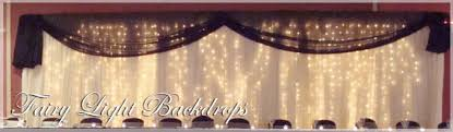 wedding backdrop fairy lights fairy light backdrops ireland eventful